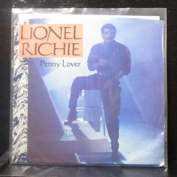 "Lionel Richie - Penny Lover / Tell Me 7"" VG+ Vinyl 45 Motown 1762 MF USA 1984"