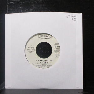 "Chase - I Can Feel It 7"" VG+ Promo Vinyl 45 Epic 5-10853 USA 1972"