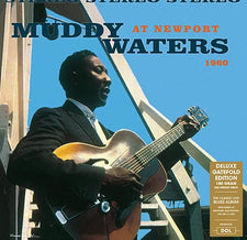 Muddy Waters - At Newport 1960 - New Vinyl Record 2017 DOL 180Gram EU Deluxe Reissue with Gatefold Jacket- Chicago Blues