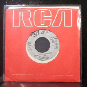 "Don Williams - Maybe That's All It Takes 7"" Mint- Promo Vinyl 45 RCA 2507-7-RAA"