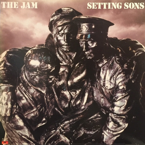The Jam - Setting Sons - Mint- 1979 Stereo (Original Press With Matching Inner Sleeve) USA - Punk/Mod/New Wave