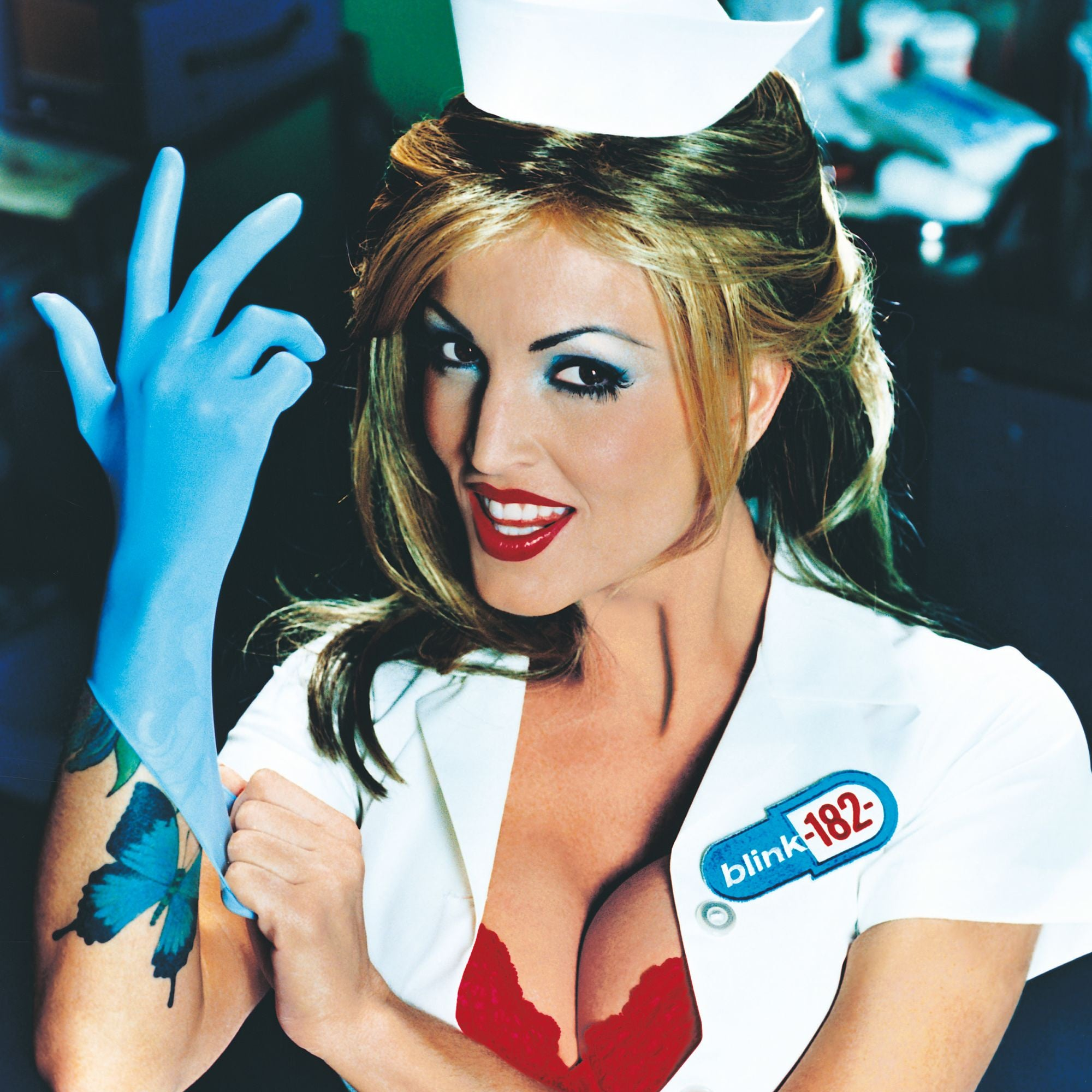 Blink-182 ‎– Enema Of The State (1999) - New Vinyl Lp 2018 SRC 180gram Audiophile Deluxe Reissue on Blue Vinyl with 28-Page Booklet and Gatefold Jacket (Limited to 1500!) - Alt / Pop Punk