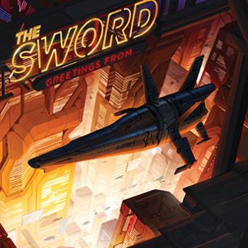 The Sword - Greetings From... - New Vinyl Record 2017 Razor and Tie Records Live-Performance Gatefold Compilation + Download - Metal / Stoner Metal