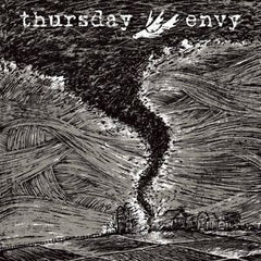 Envy / Thursday - S/T - New Vinyl 2008 Temprorary Residence Split 180gram LP w/ CD - Post-Hardcore / Post-Rock