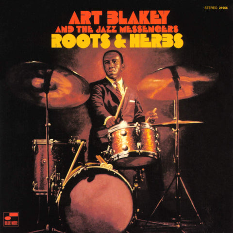 Art Blakey & The Jazz Messengers ‎– Roots & Herbs (1970) - New LP Record 2020 Blue Note Tone Poet Series 180 gram Vinyl Reissue - Hard Bop / Modal