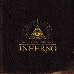 The Prize Fighter Inferno - My Brother's Blood Machine - New Vinyl 2017 Evil Ink Records Limited Edition Gold Vinyl - Indie Rock / Alt-Rock / Electronic