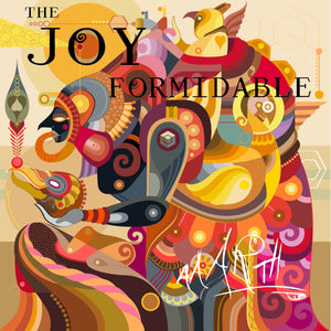 The Joy Formidable - AAARTH - New Lp Record 2018 Seradom USA Vinyl - Alternative Rock