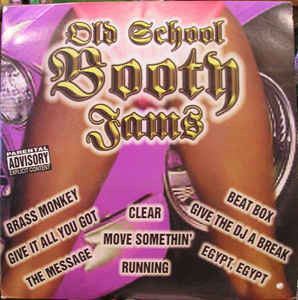 Various - Old School Booty Jams - VG+ 2 Lp Set USA 2001 - Hip Hop/Bass Music