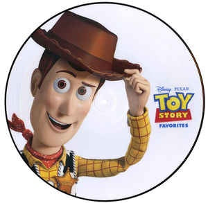 Various Artists - Toy Story Favorites - New Vinyl LP Record Picture Disc 2019 - Disney Bangers