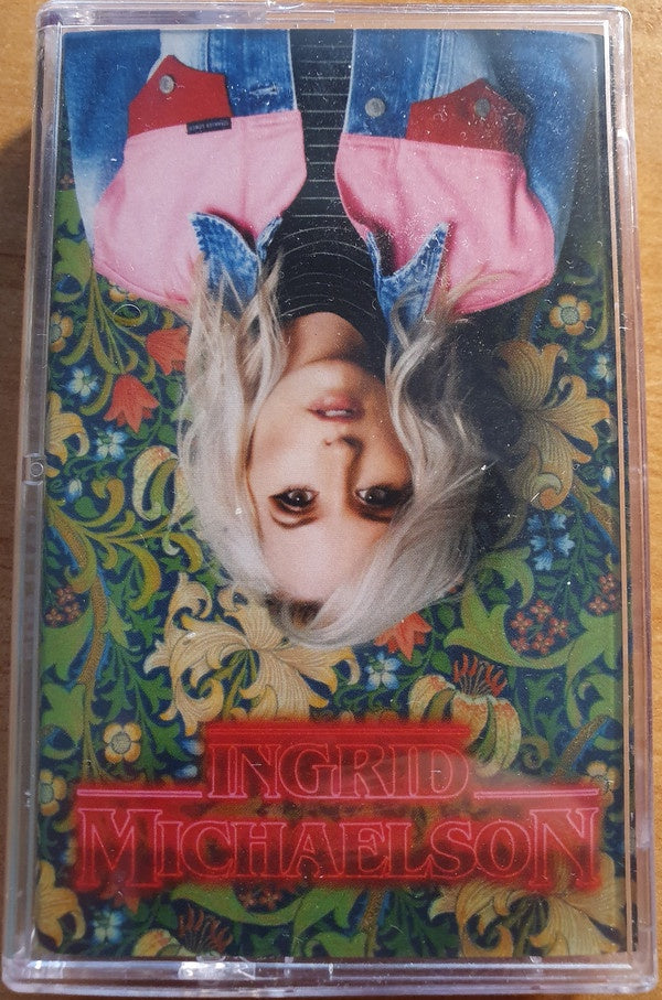 Ingrid Michaelson ‎– Stranger Songs - New Cassette 2019 Cabin 24 USA Red Tape - Pop