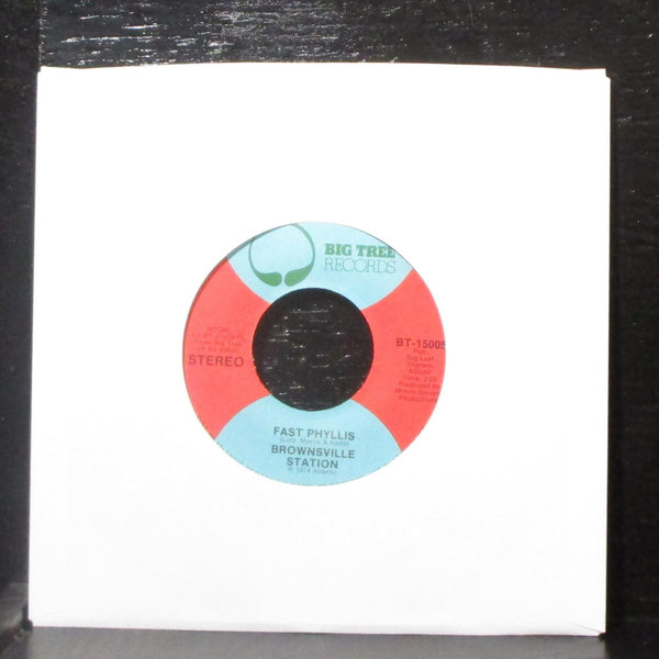 "Brownsville Station - I'm The Leader Of The Gang / Fast Phyllis 7"" Mint- 45"