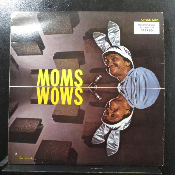 Moms Mabley - Moms Wows LP VG+ LPS-1486 Stereo 1967 Vinyl Record