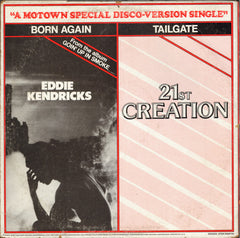"21st Creation / Eddie Kendricks - Tailgate / Born Again VG+ - 12"" Single 1977 Motown USA - Disco"