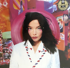 Björk ‎– Post (1995) - New Vinyl 2015 One Little Indian 180Gram Reissue with Download - Electronic / Downtempo