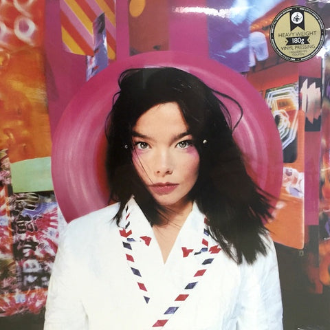 Björk ‎– Post (1995) - New Lp Record 2015 UK Import 180 Gram Vinyl & Download - Electronic / Downtempo