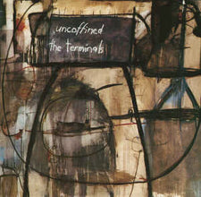 The Terminals ‎– Uncoffined - New Vinyl 2016 HoZac: Archival Remaster US Pressing - Psych / Alt-Rock