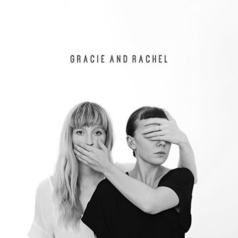 Gracie and Rachel - S/T debut - New Vinyl Record 2017 United For Opportunity Pressing - Baroque Pop / Art-Pop