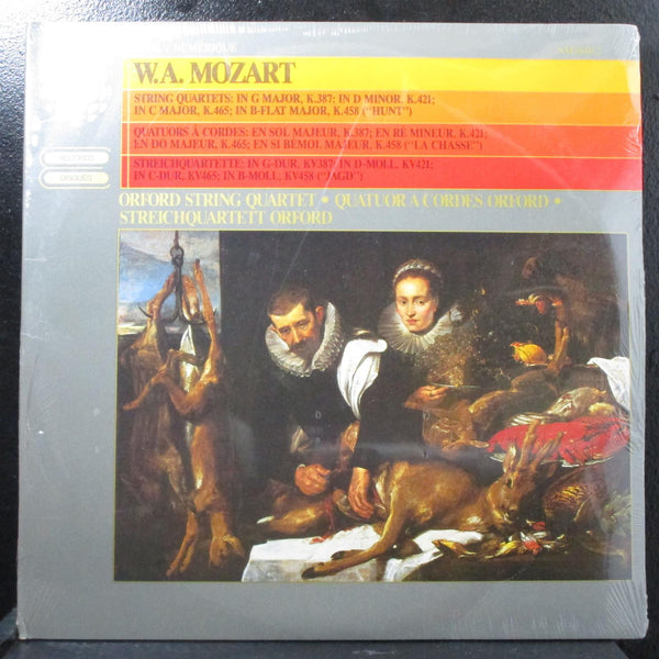 Orford String Quartet Plays Mozart new sealed 2 LP CBC SM5040-2 Canada 1984