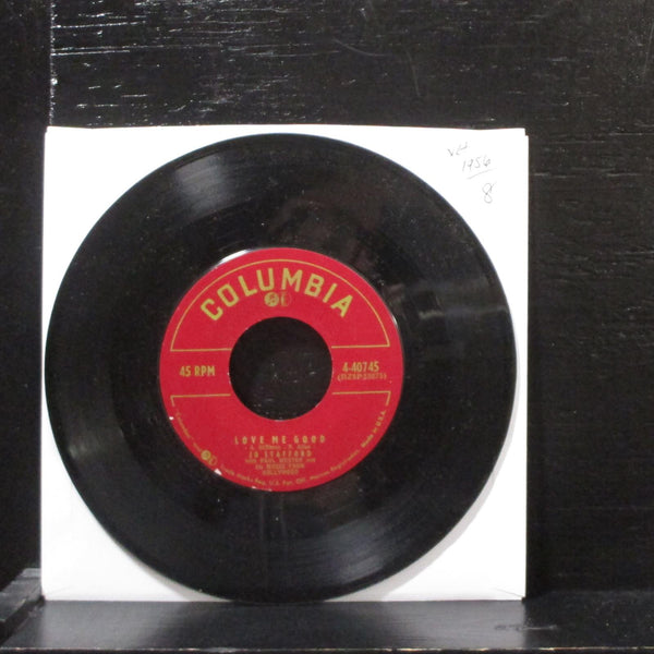"Jo Stafford - A Perfect Love VG+ 7"" Vinyl 45 Columbia 4-40745 Pop 1956"