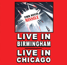 The Nico Missile - Live in Birmingham and Chicago - 2016 Quality Time White Tape with Download - Cleveland, IL Punk / Garage Rock