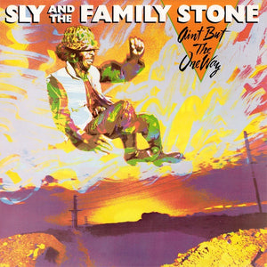 Sly & The Family Stone ‎– Ain't But The One Way - New LP Record 1982 Warner USA Original Vinyl - Funk / Soul / Psychedelic