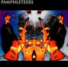 The Pamphleteers - New Vinyl 2016 LP + Download - Chicago, IL Post-Punk / New Wave / Psychedelia