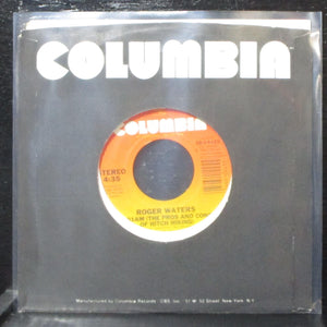 "Roger Waters - 5:01AM / 4:30AM 7"" Mint- Columbia 38-04455 USA 1984"