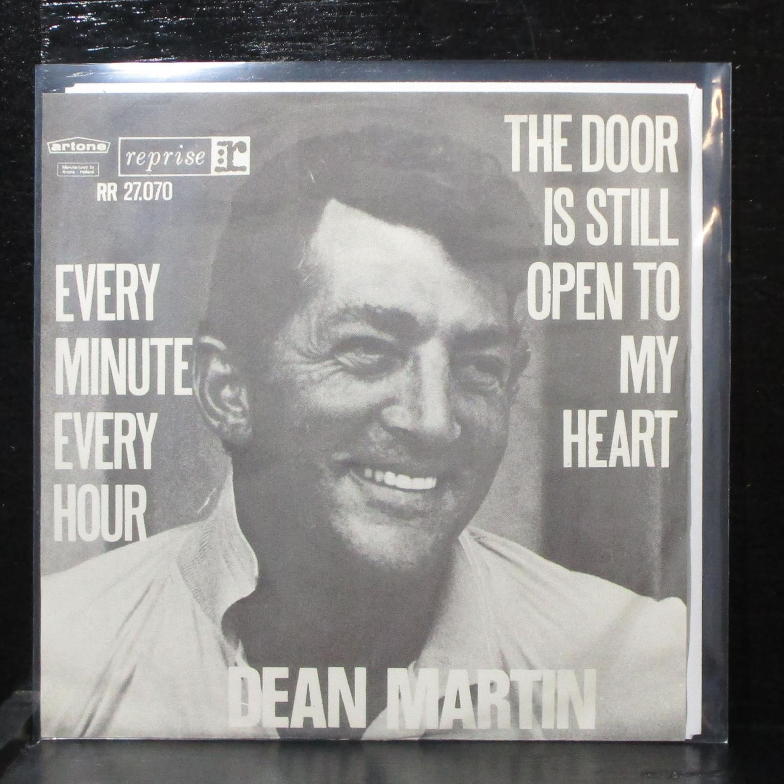 "Dean Martin - The Door Is Still Open To My Heart 7"" VG Reprise RR 27.070 Holland"