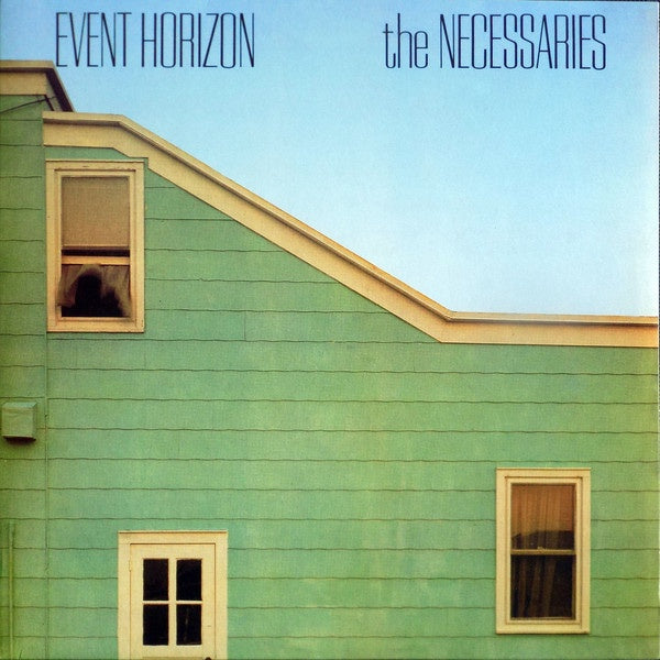 The Necessaries ‎– Event Horizon (1982) - New Lp Record 2017 Be With UK Import 180 gram Vinyl - New Wave Rock