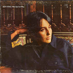 Joan Baez - One Day At A Time - VG+ 1969 Stereo USA - Folk