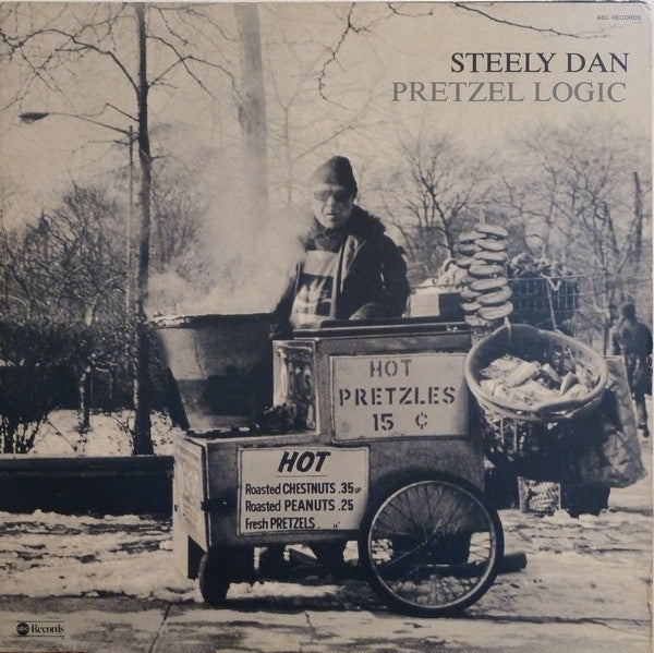 Steely Dan - Pretzel Logic - VG+ 1974 Stereo (Original Press Black Label) USA - Rock
