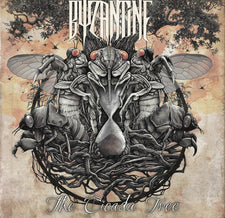 Byzantine ‎– The Cicada Tree - New Vinyl 2017 Metal Blade 180Gram Gatefold 2-LP Pressing with Etched D-Side - Thrash / Prog Metal