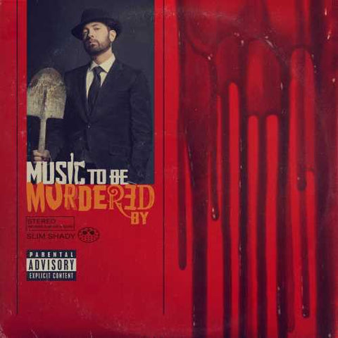 Eminem - Music To Be Murdered By - New 2 LP Record 2020 Interscope Vinyl - Rap / Hip Hop