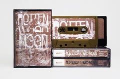 Rotton Wood Moon - Discography New Cassette 2016 Already Dead Limited Edition 2-Tape Set - Free-Jazz / Noise Rock