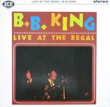 B.B. King - Live At The Regal CHICAGO - Mint- 1983 Stereo (German Import) - Blues/Chicago Blues