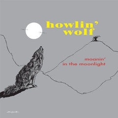 Howlin' Wolf - Moanin' in the Moonlight - New Vinyl 2016 DOL Records EU 180gram Picture Disc Pressing - Blues