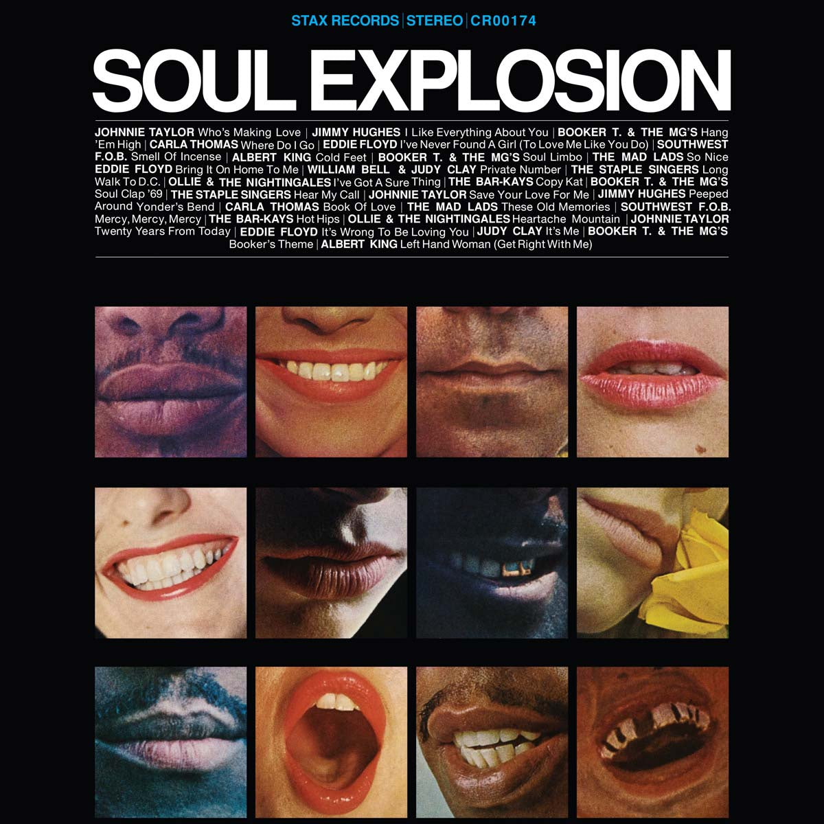 Various - Soul Explosion (1969) - New 2019 Compilation Record 2LP Vinyl Reissue - Soul