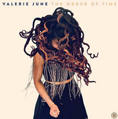 Valerie June - Order of Time - New Vinyl 2017 Concord Records 180gram LP + Download - Folk-Rock / World Music / Jazz