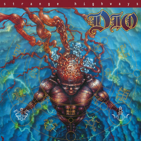 Dio - Strange Highways (1993) - New Vinyl LP 2018 Rhino 'ROCKtober' Exclusive Reissue on Purple Vinyl - Metal