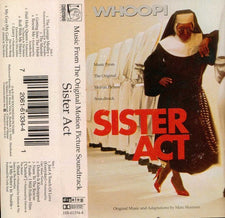 Various - Sister Act: Music From The Original Motion Picture Soundtrack - Cassette 1992 Hollywood USA - Soundtrack / Funk / R&B