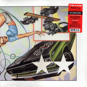 The Cars ‎– Heartbeat City - New 2 LP Record 2018 Elektra USA 80 gram Vinyl Reissue - Rock / Pop / New Wave