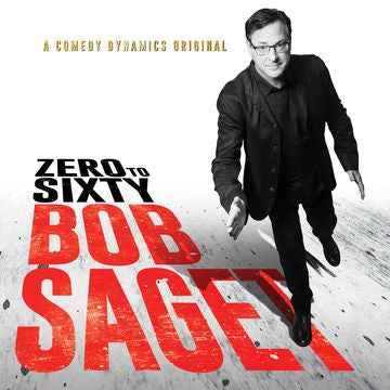 Bob Saget - Zero To Sixty - New 2 Lp Record 2018 Comedy Dynamics USA Vinyl & Download - Spoken Word / Comedy