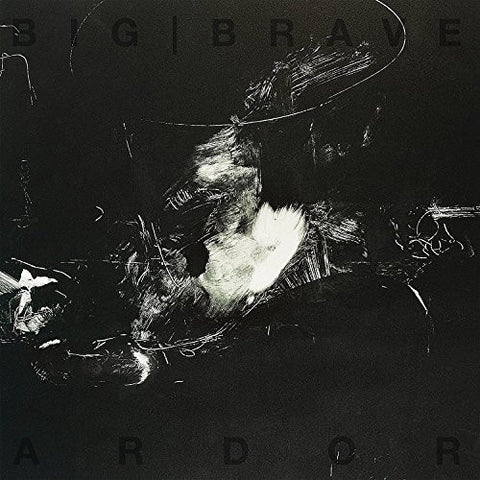 Big Brave ‎– Ardor - New Lp Record 2017 Southern Lord USA Clear Vinyl - Post Rock / Experimental