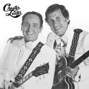 Chet Atkins & Les Paul - Chester & Lester - Mint- 1976 Stereo USA - Pop/Jazz