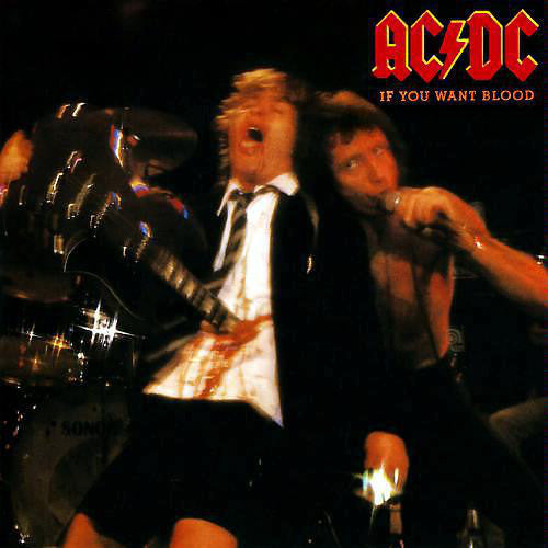 AC/DC ‎– If You Want Blood You've Got It (1978) - New Lp Record 2003 YSA 180 Gram Vinyl  - Hard Rock