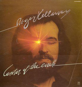 Roger Kellaway - The Center Of The Circle - VG+ 1972 Stereo USA (Original Press With Insert Promo Sheet) - Jazz/Fusion