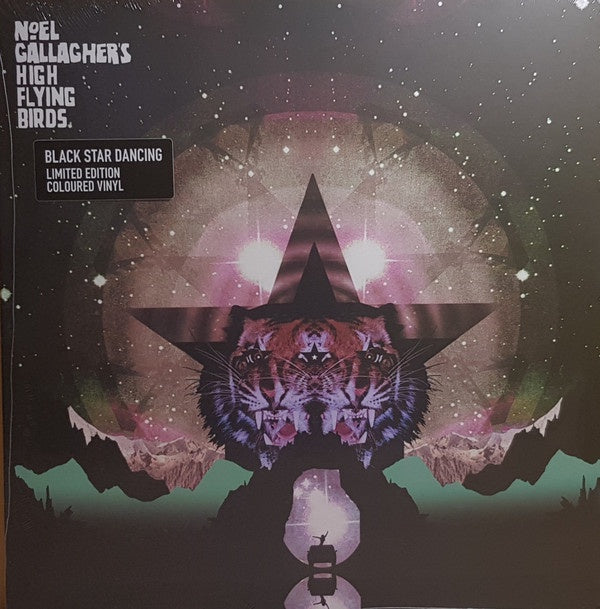 Noel Gallagher's High Flying Birds - Black Star Dancing - New Lp Record 2019 USA Indie Exclusive Pink Vinyl - Alternative Rock
