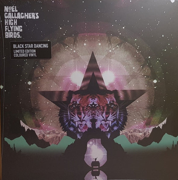 (Pre-Order) - Noel Gallagher's High Flying Birds - Black Star Dancing - New Lp Record 2019 USA Indie Exclusive Pink Vinyl - Alternative Rock