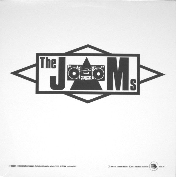 The Justified Ancients Of Mu Mu ‎(The KLF) – 1987 What The Fuck's Going On? - New LP Record KLF Limited Edition Translucent White Marble Colored Vinyl EU Import - Electronic / Hip Hop / HIGHly Recommended