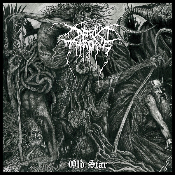Darkthrone - Old Star - New LP Record 2019 180g Vinyl - Norwegian Black Metal